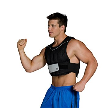 6. CAP Barbell Adjustable Weighted Vest