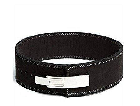 7. Lever Buckle Powerlifting Belt