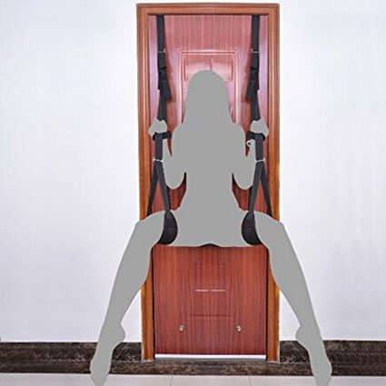 1. Utimi Hanging on Door Bondage Sex Swing