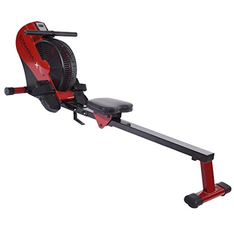 9. X Air Rowing Machine