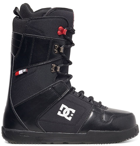 3. DC phase snowboard boots.