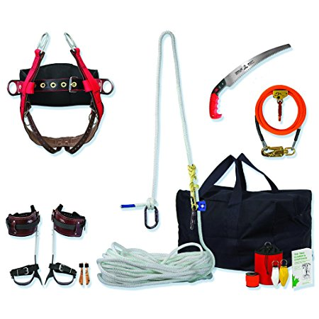 8. Entry-Level Combo Spur and Rope Kit