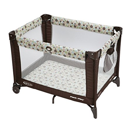 1. Graco Pack 'n Play Playard, Aspery