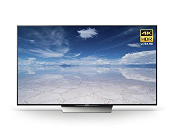 5. Sony XBR55X850D 55-Inch 4K Ultra-HD Smart TV