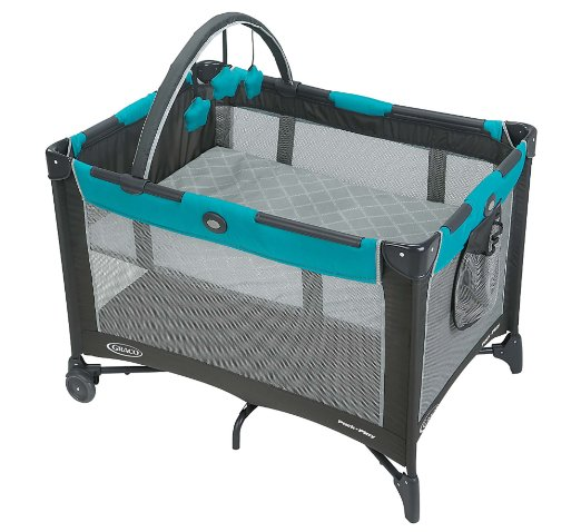 5. Graco Pack 'n Play On the Go Playard, Finch
