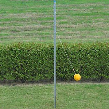 10. BSN outdoor tetherball pole