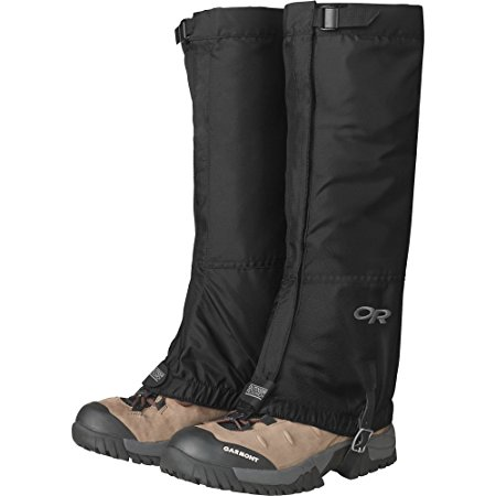 1. Outdoor research men's rocky mountain high gaiters