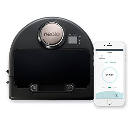 5. Neato Botvac Connected Wi-Fi Enabled Robot Vacuum