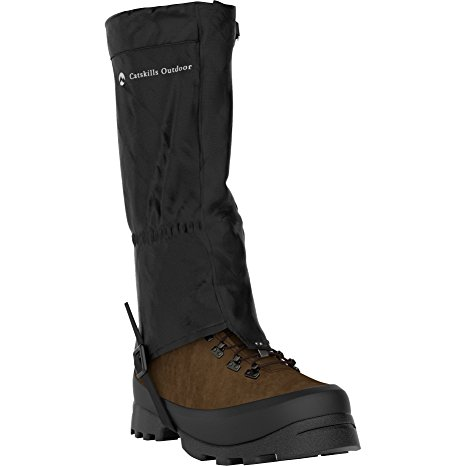 10. Pair of quality hiking and walking gaiters