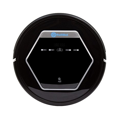 6. ROLLIBOT BL618– Quiet Robotic Vacuum Cleaner.