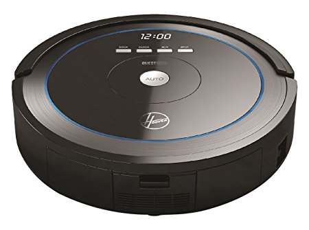 10. Hoover BH71000 Quest 1000 Wi-Fi Enabled Robot Vacuum Cleaner