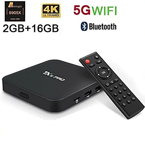 5. Fxexblin TX5 PRO Android TV Box