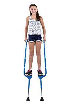 2. Flybar maverick walking stilts for kids