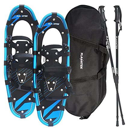 4. Flashtek snowshoes for men and women