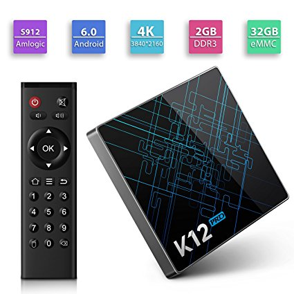6. TICTID K12 Pro Android 6.0 TV Box