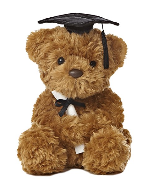 7. Aurora World Graduation Bear