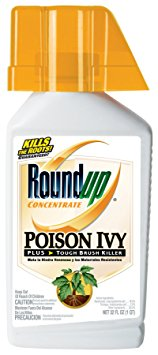 6. Roundup poison ivy plus tough brush killer.