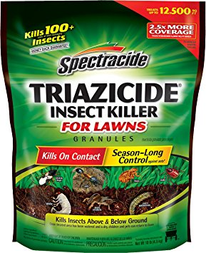 5. Spectracide triazicide insect killer.
