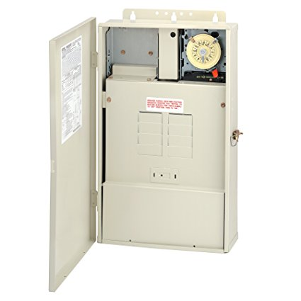 9. Intermatic T40003RT3 Pool Panel with Transformer 300-Watt