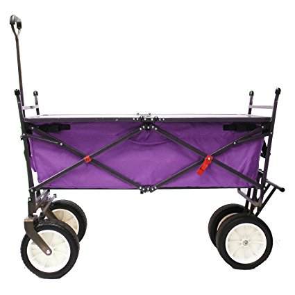 10. Everyday sports high end wheelbarrow.